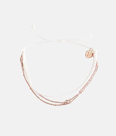 Pura Vida Satellite Chain Bracelet