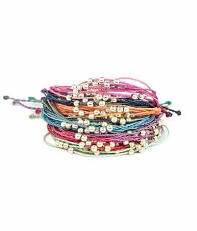 Pura Vida Platinum Bracelets