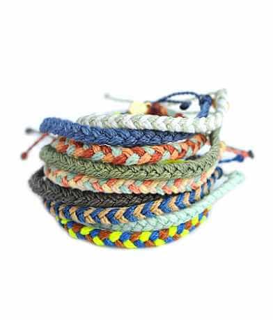 Pura Vida Bracelets Braided Bracelet
