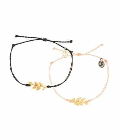 Pura Vida Bracelets Vine Charm Bracelet