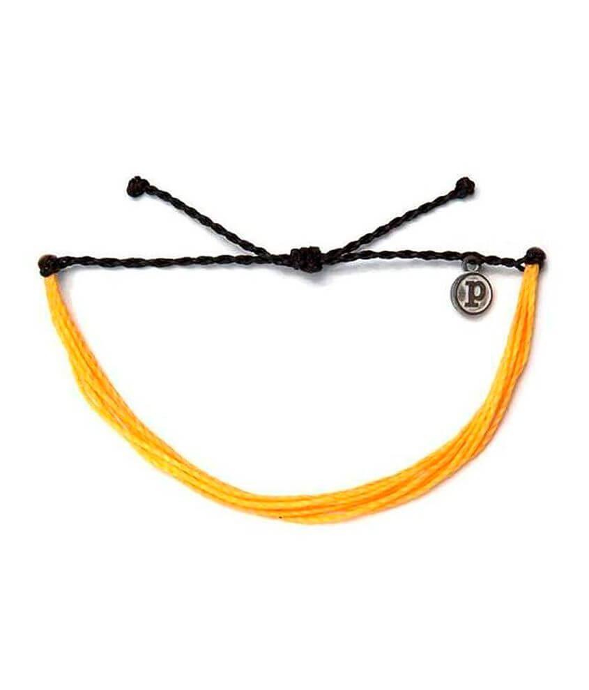 Pura Vida Suicide Prevention Charity Bracelet front view