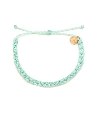 Pura Vida Mini Braided Bracelet