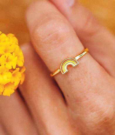 Pura Vida Rainbow Ring