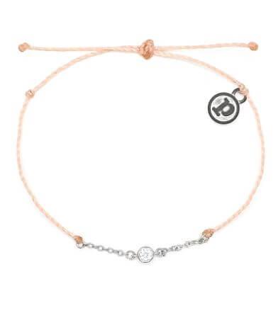 Pura Vida Delicate Rhinestone Bracelet