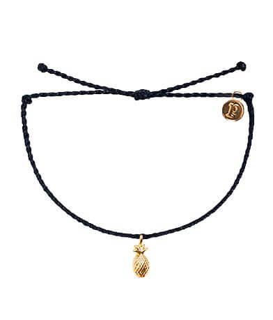 Pura Vida Pineapple Bracelet