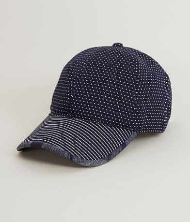 Daytrip Polka Dot Baseball Hat