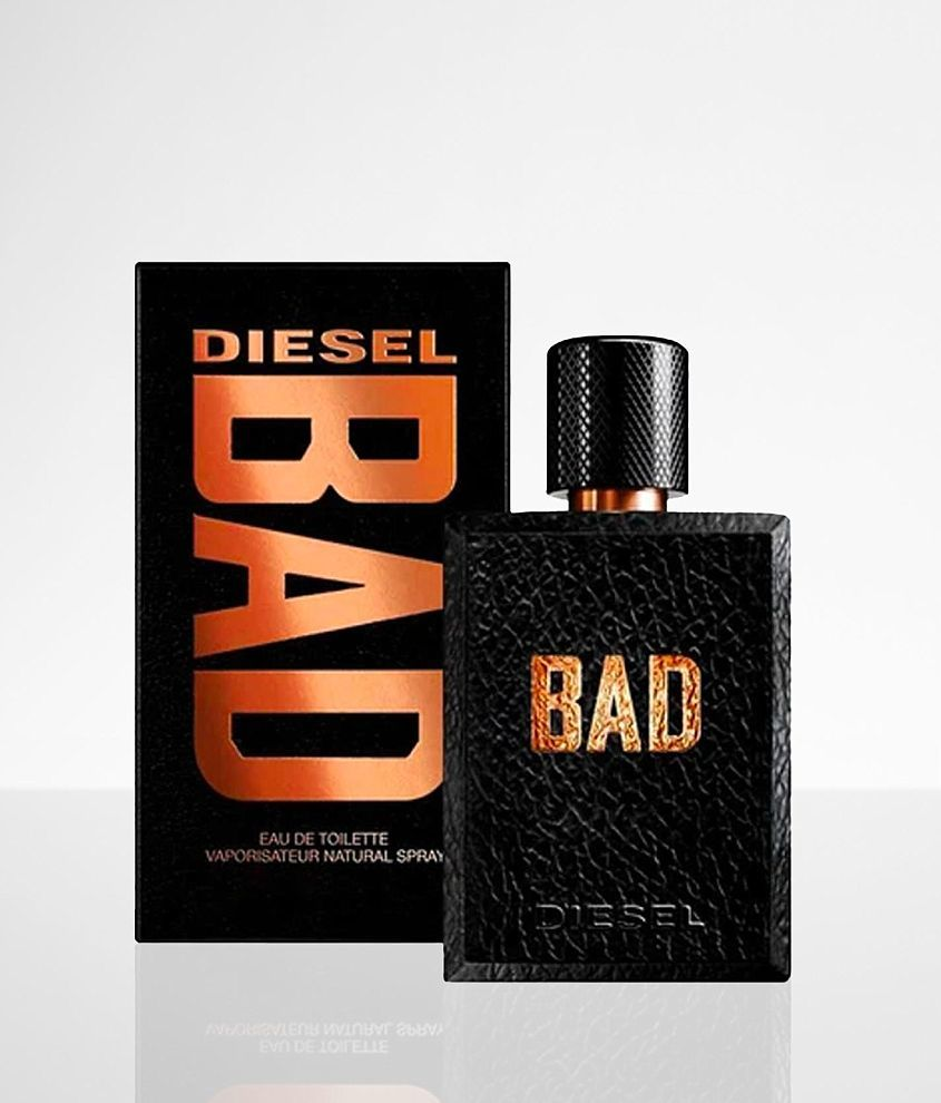 Diesel Bad Cologne front view