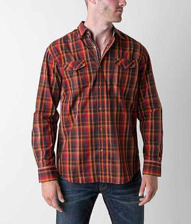 Age of Wisdom Plaid Shirt