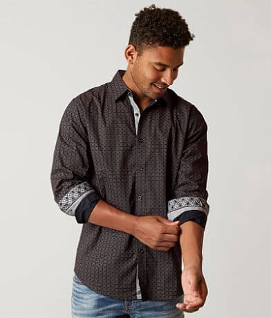 Age of Wisdom Patterned Shirt