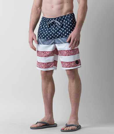Valor Boa Hybrid Stretch Boardshort