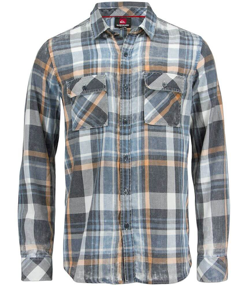 Quiksilver Vinnies Shirt front view