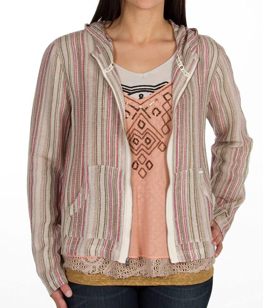 Roxy Blanket Sweatshirt front view