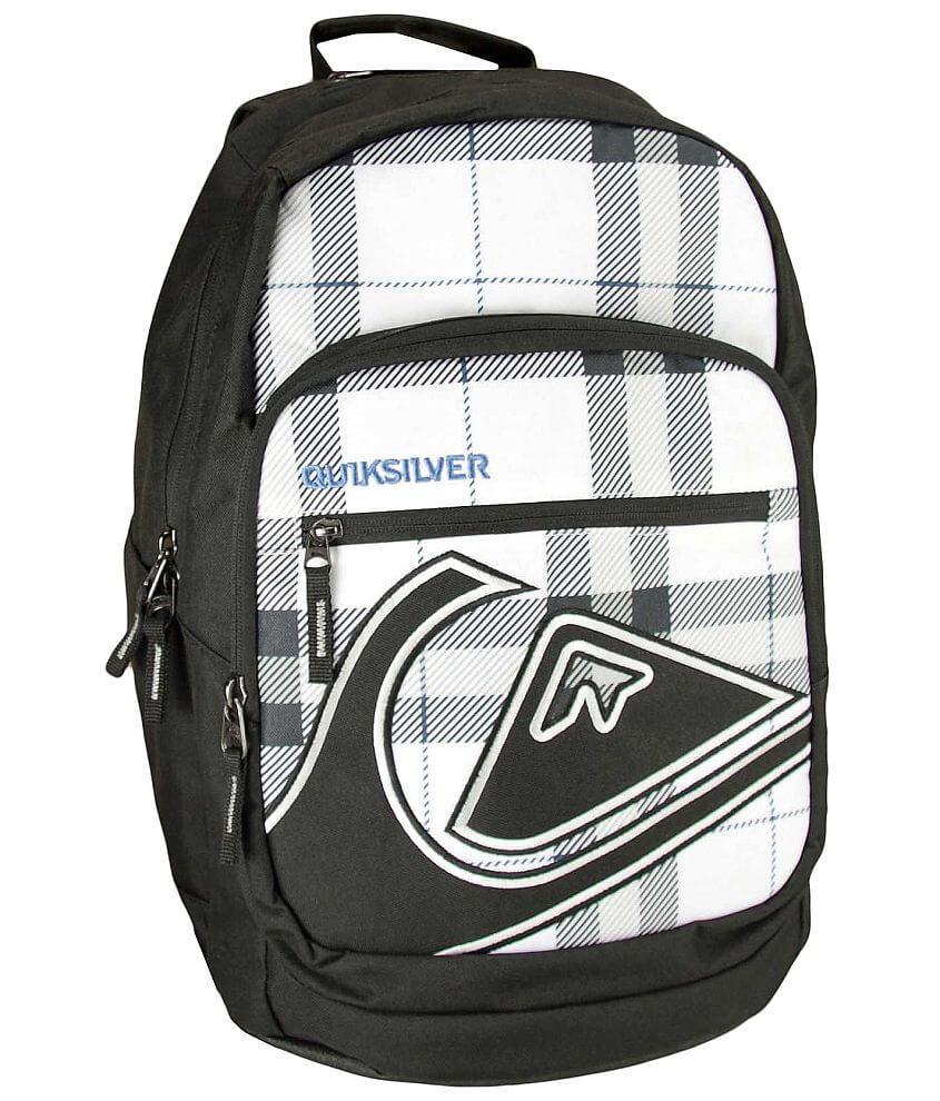Quiksilver Schoolie Laptop Backpack front view