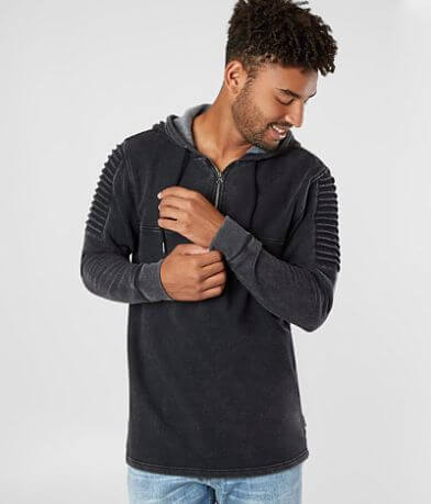 Nova Industries Washed Accordian Sweatshirt