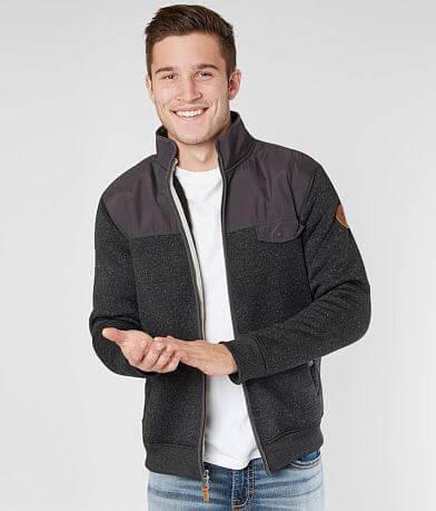 Quiksilver Keller Mixed Yarn Jacket