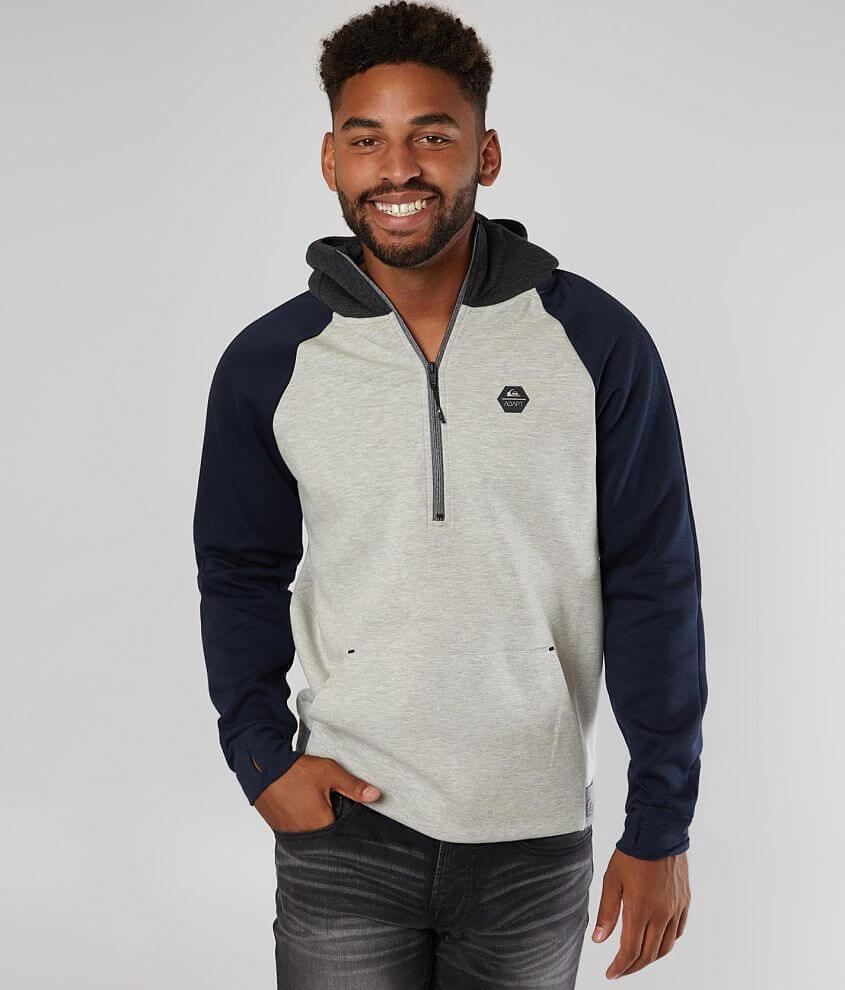Quiksilver Adapt Hooded Sweatshirt front view