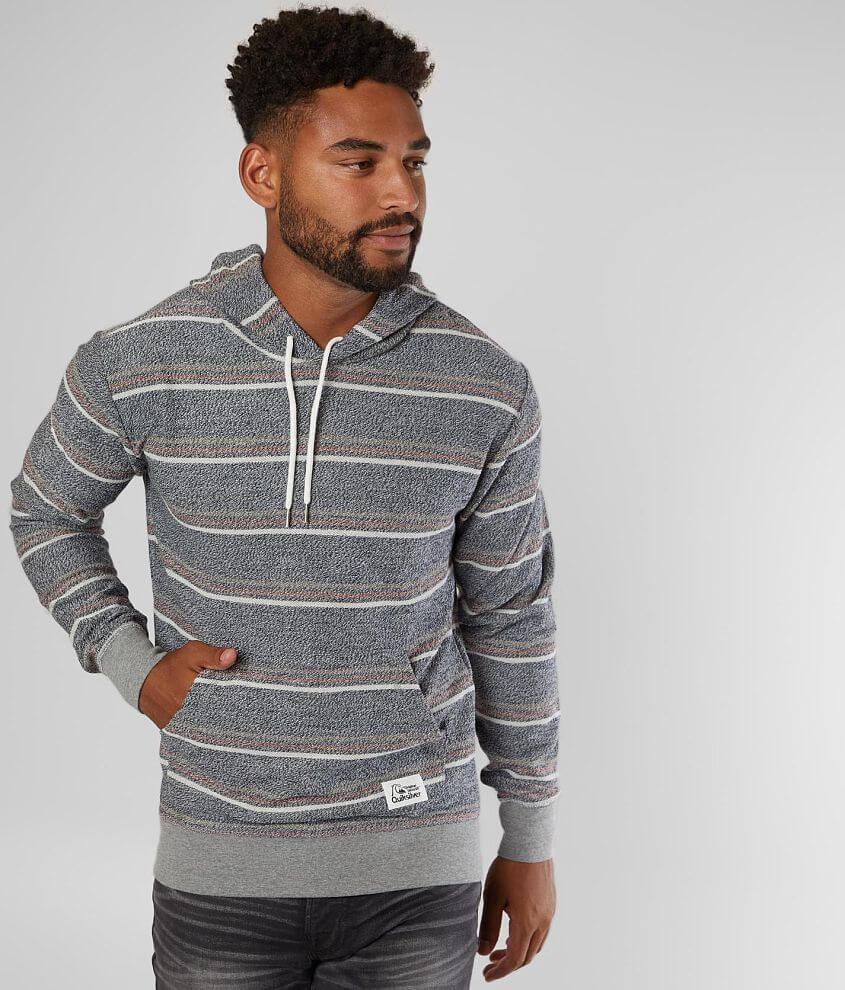 Quiksilver Great Otway Hooded Sweatshirt front view