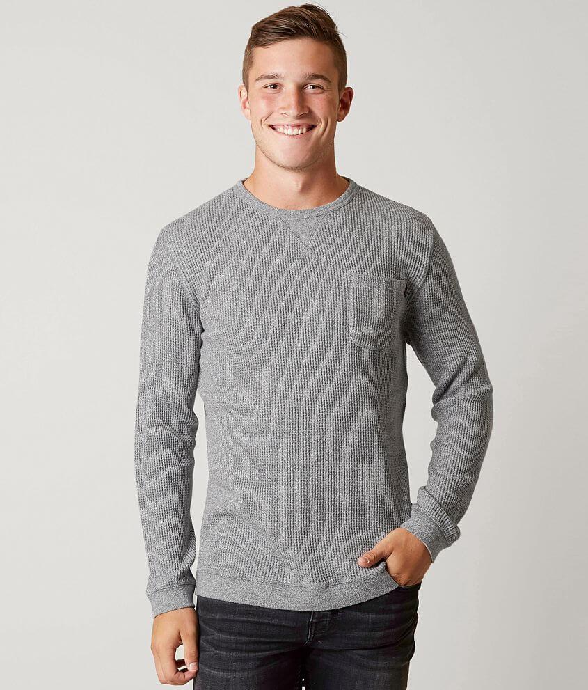 Quiksilver Kempton Thermal Shirt front view