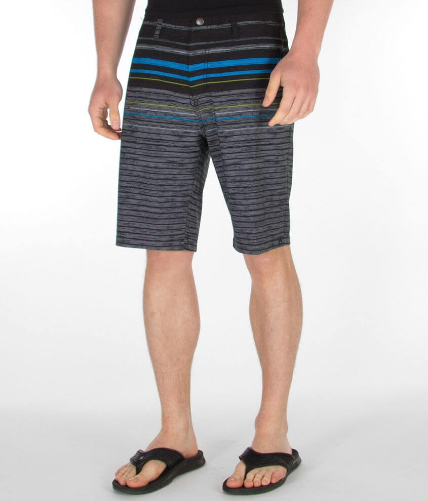 Quiksilver Check Out Walkshort front view