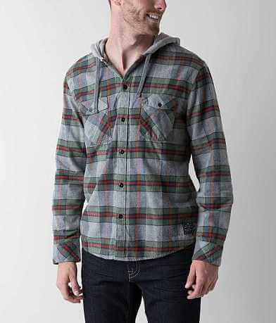 Quiksilver Rockyfit Hooded Shirt