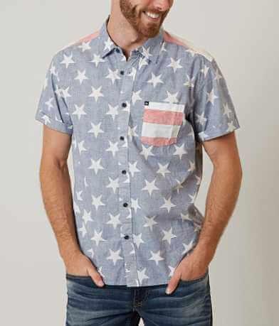 Quiksilver Merican Shirt