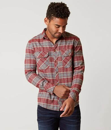 Quiksilver Riverback Flannel Shirt