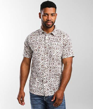 Quiksilver Baja Blues Shirt