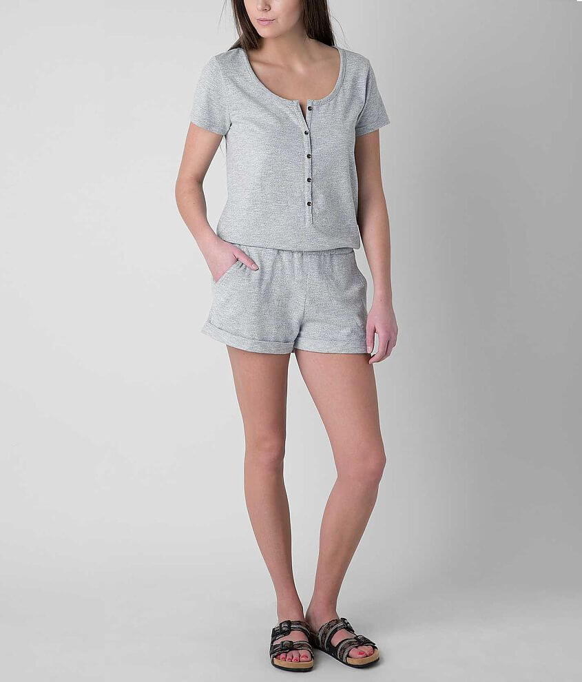 Roxy Two Harbors Romper front view