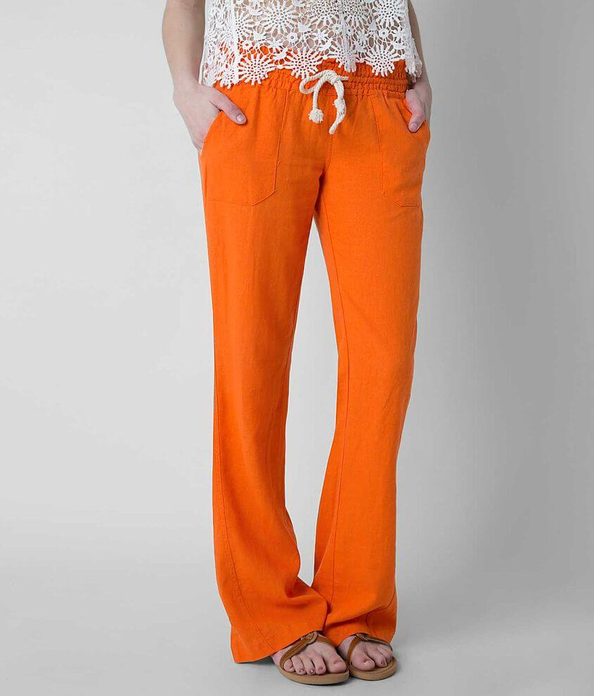 Roxy Oceanside Beach Pant front view