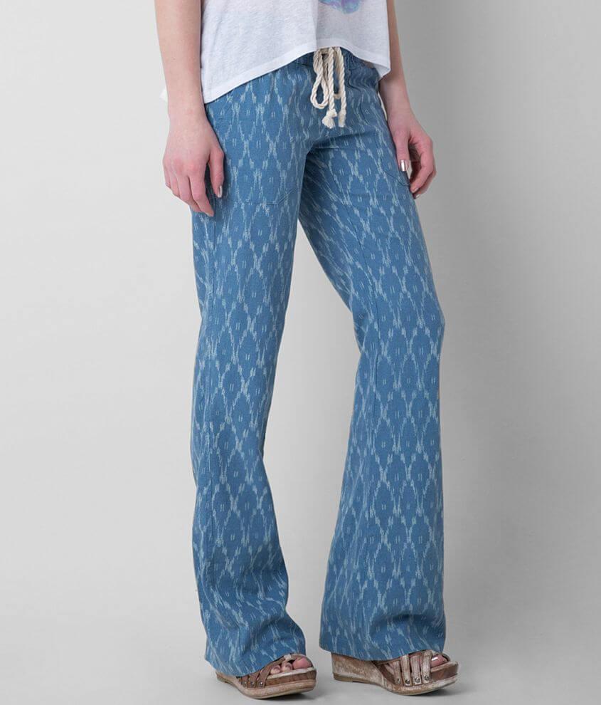 0c2c3caa61 Roxy Oceanside Beach Pant - Women's Pants in Copen Blue Batik ...