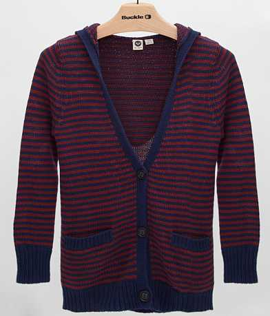 Roxy Shadow Diamonds Cardigan Sweater