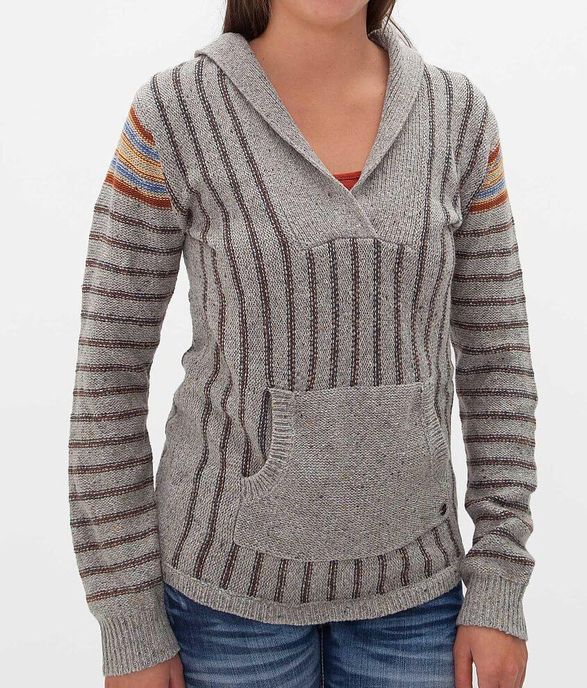 Roxy Mellie Hooded Sweater front view