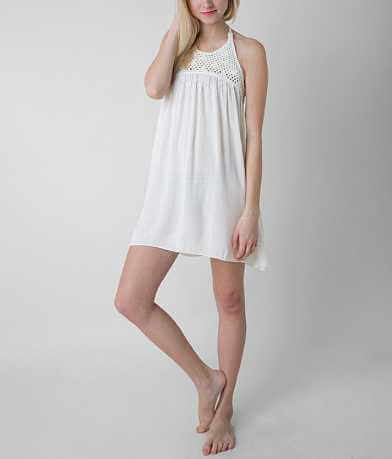 Roxy Sand Dollar Swim Cover-Up