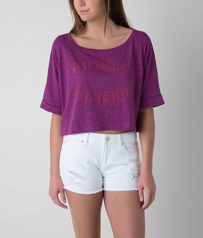 Roxy Heart Breakers T-Shirt front view