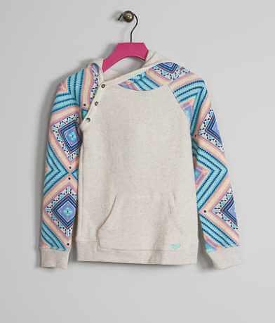 Girls - Roxy Printed Sweatshirt