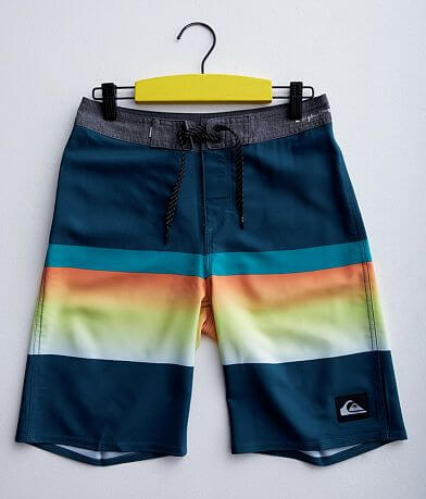 Boys - Quiksilver Highline Slab Stretch Boardshort