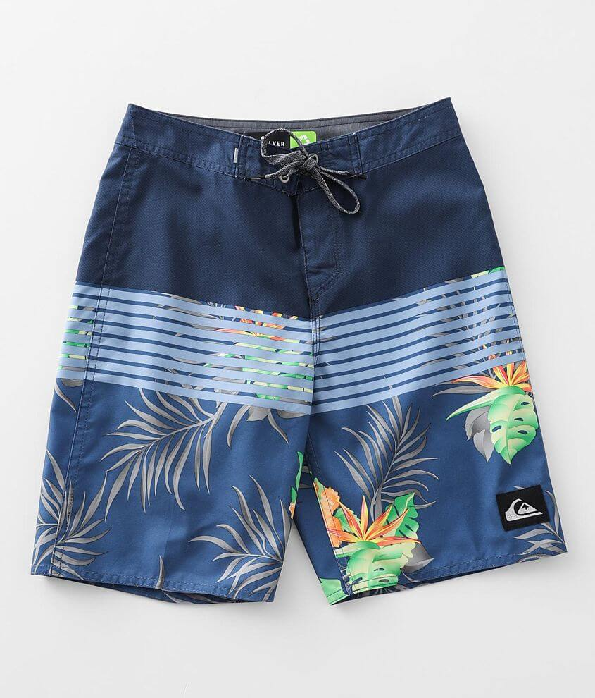 Boys - Quiksilver Everyday Division Boardshort front view