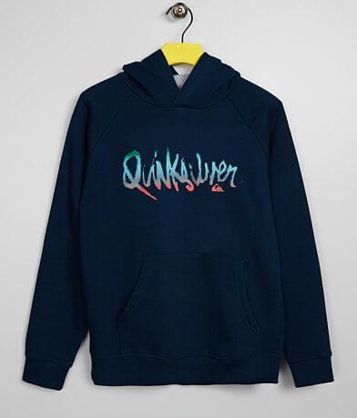 Boys - Quiksilver Gordon River Hooded Sweatshirt
