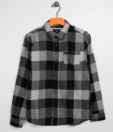 Boys - Quiksilver Motherfly Flannel Shirt