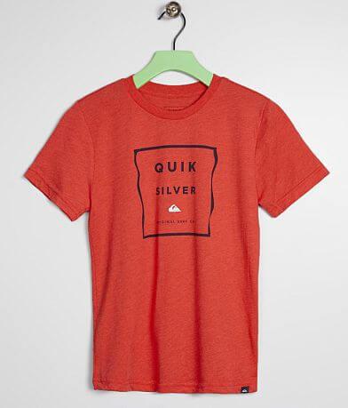 Boys - Quiksilver Box Blur T-Shirt