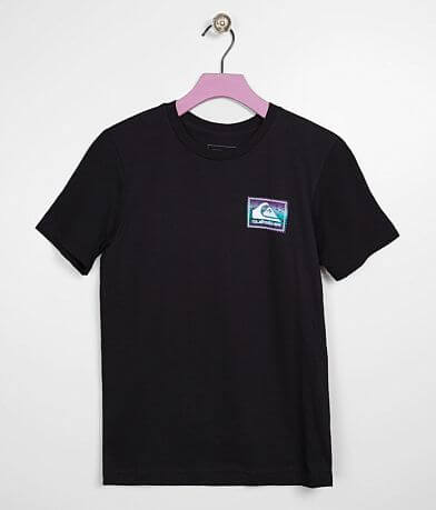 Boys - Quiksilver Checked Out T-Shirt