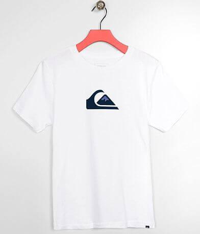 Boys - Quiksilver Comp Logo T-Shirt