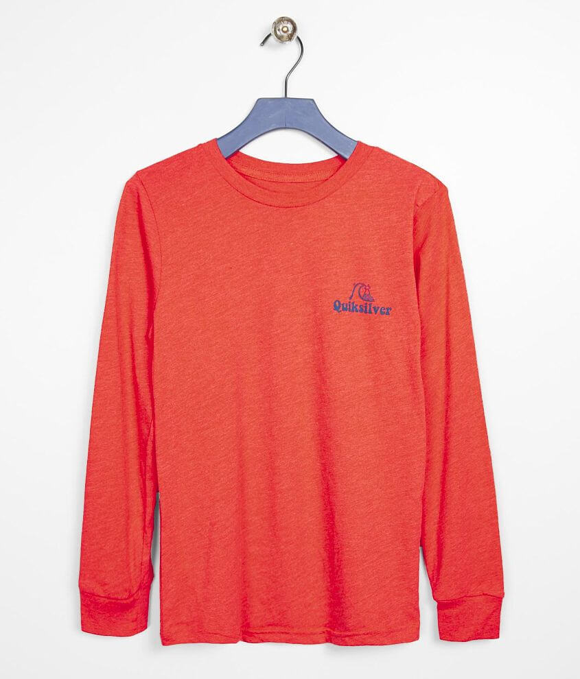 Boys - Quiksilver Quik Lotus T-Shirt front view