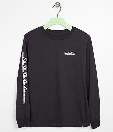 Boys - Quiksilver Modern Script T-Shirt