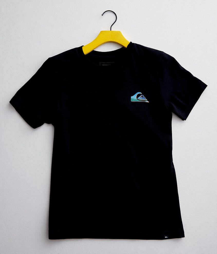 Boys - Quiksilver Familiar Fire T-Shirt front view