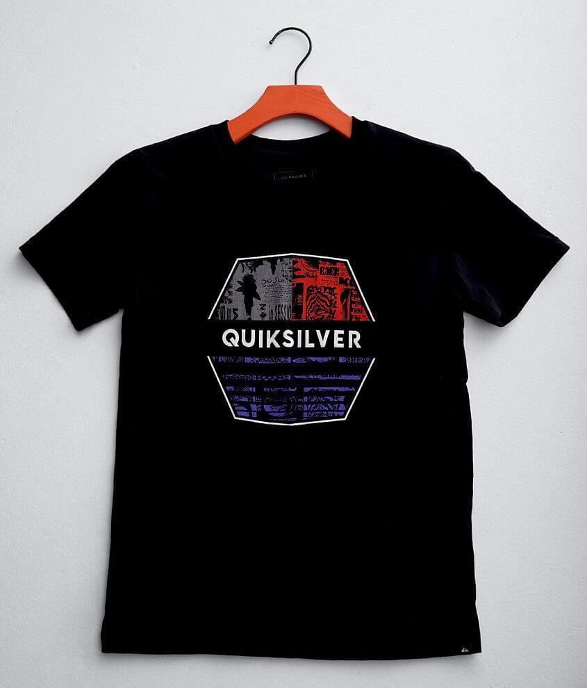 Boys - Quiksilver Drift Away T-Shirt front view