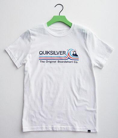 Boys - Quiksilver Stone Cold T-Shirt
