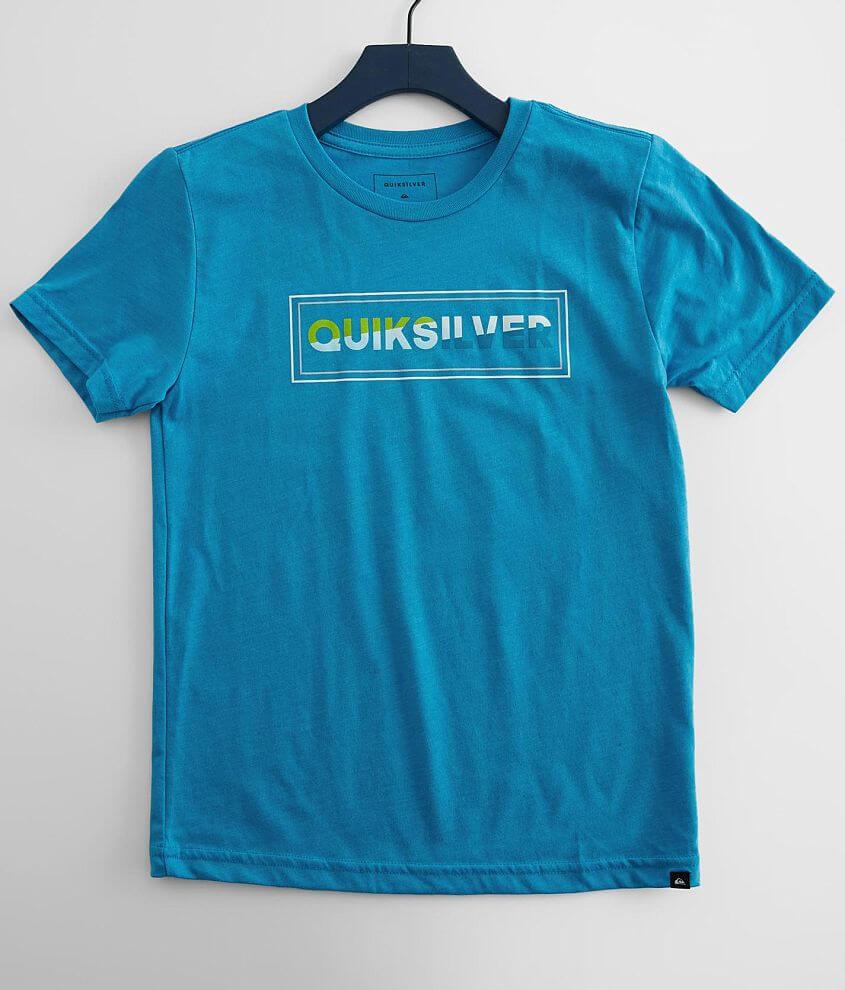 Boys - Quiksilver Final Comp T-Shirt front view
