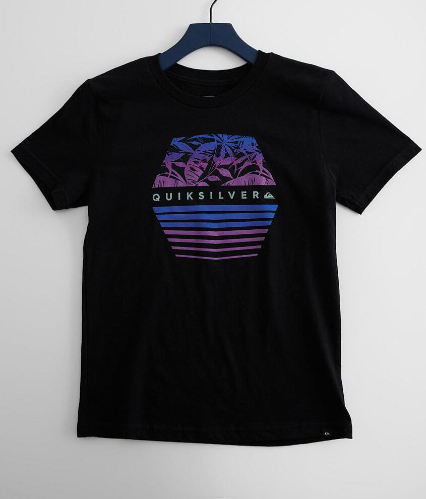 Boys - Quiksilver X Flow T-Shirt front view