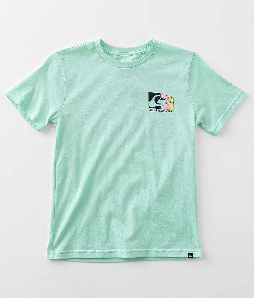 Boys - Quiksilver Colour Trip T-Shirt front view